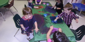 Children's Courtyard Daycare in The Woodlands, TX