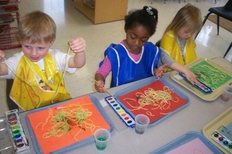 Preschool Science Center Materials http://www.lapetite.com/our-schools/oswego-il-7012/age-programs/31/preschool/