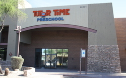 Review Our Scottsdale, AZ Tutor Time on Google Places