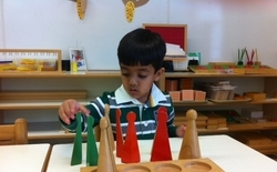 Review Our Humble, TX Montessori School on Google Places