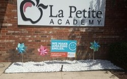 Review Our The Colony, TX La Petite Academy on Google Places